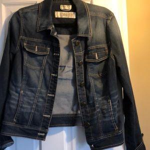 Indigo rein jean jacket